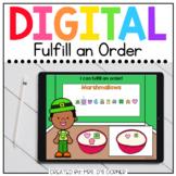 Saint Patrick's Day Fulfill an Order Digital Activity | Di
