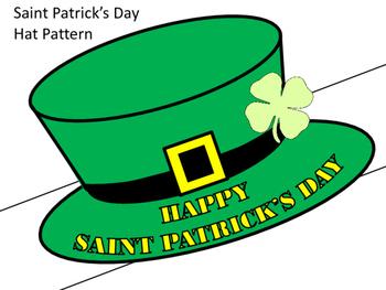 Saint Patrick's Day Hat Pattern