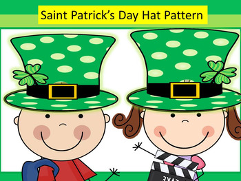 Saint Patrick's Day Hat Pattern