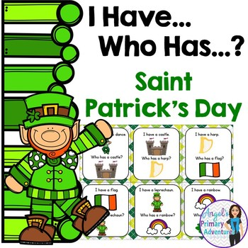 Saint Patrick's Day I have, Who has Game