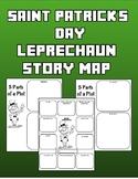Saint Patrick's Day Leprechaun Story Map