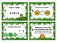 Saint Patrick's Day Math Task Cards