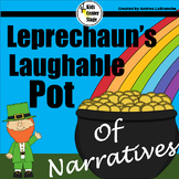 Saint Patrick's Day Narrative Writing Story Starters