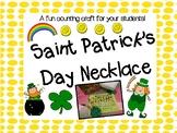 Saint Patrick's Day Necklace