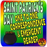 Saint Patrick's Day Centers Activities Math Centers St. Pat's Preschool, K