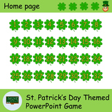 Saint Patrick's Day PowerPoint Game
