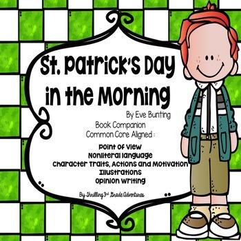 Saint Patrick's Day Reading Activity