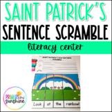 Saint Patrick's Day Sentence Scramble