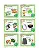 Saint Patrick's Day Spanish Vocabulary Task Cards