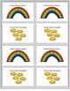 Saint Patrick's Day Stuttering - Smooth Rainbow Speech vs Bumpy Gold Coin Speech