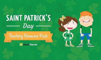 Saint Patrick's Day - Teaching Resource Pack