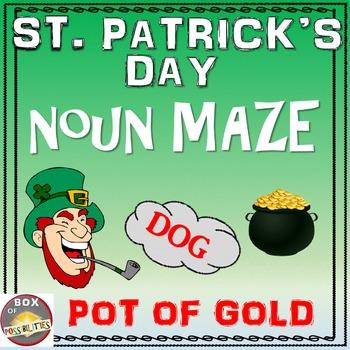 Saint Patrick's Noun's: Noun Maze