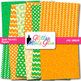 Saint Patrick's Day Paper {Scrapbook Backgrounds for Task Cards & Brag Tags} 2