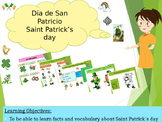 Saint Patrick's day, San Patricio freebie for beginners