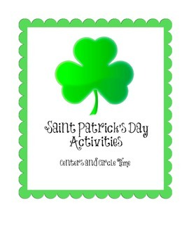 Saint Patrick's Day Activities