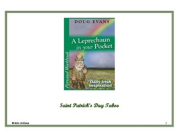 Saint Patrick's Day Activity