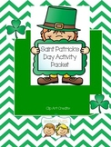 Saint Patricks Day Activity Packet