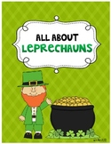 Saint Patrick's Day - All about Leprechauns book and hunt