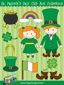 Saint Patrick's Day Clip Art