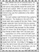 Saint Patrick's Day Close Reading-Rainbow Comprehension Freebie