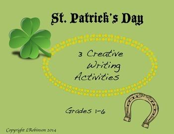 Saint Patrick's Day Creative Writing Activities