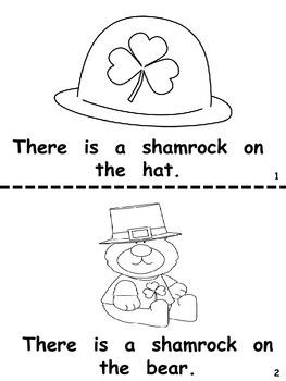 Saint Patrick's Day Easy Reader