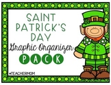 Saint Patrick's Day Graphic Organizer Pack