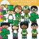 Kids Saint Patrick's Day Clip Art