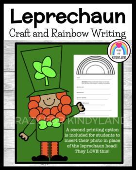 Saint Patrick's Day: Leprechaun Craft and Writing