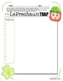 Saint Patricks Day Leprechaun Trap ~STEM~ Engineering Challenge