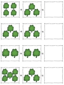 Saint Patrick's Day Math Games PreK-K