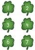 Saint Patrick's Day Math Games PreK-K