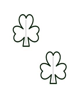 Saint Patrick's Day Meiosis Activity