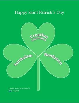 Saint Patrick's Day: Nonfiction, Symbolism, and Creative E