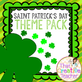 Saint Patrick's Day Pack