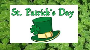 Saint Patrick's Day - Power Point - History Facts Around t