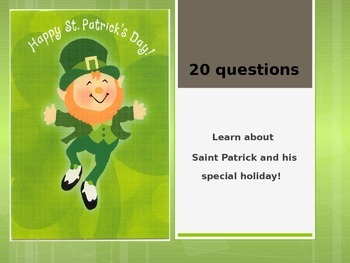 Saint Patrick's Day PowerPoint Slideshow