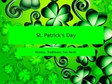Saint Patrick's Day Powerpoint