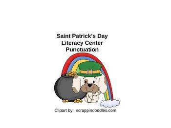Saint Patrick's Day - Punctuation Literacy Center
