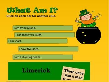 Saint Patrick's Day Riddles