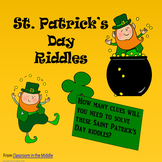 Saint Patrick's Day Riddles
