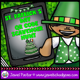 Saint Patrick's Day Activities (St. Patrick's Day QR Codes