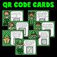 St. Patrick's Day QR Codes Scavenger Hunt Activities