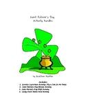 Saint Patrick's Day Science Activity Bundle