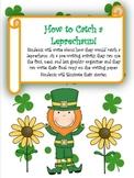 Saint Patrick's Day Writing