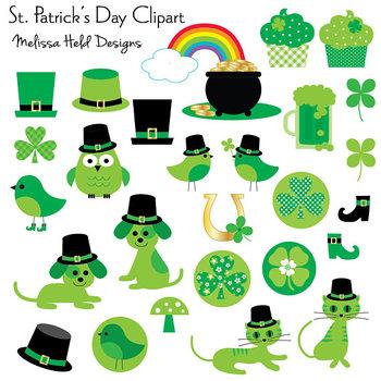 Clipart: Saint Patrick's Day Clip Art