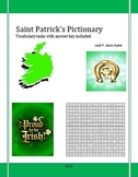 Saint Patrick's Pictionary