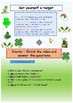 Saint Patrick's day, booklet for beginners ESL