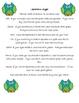 Saint Patty's Day Writing and Glyph