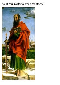 Saint Paul Handout